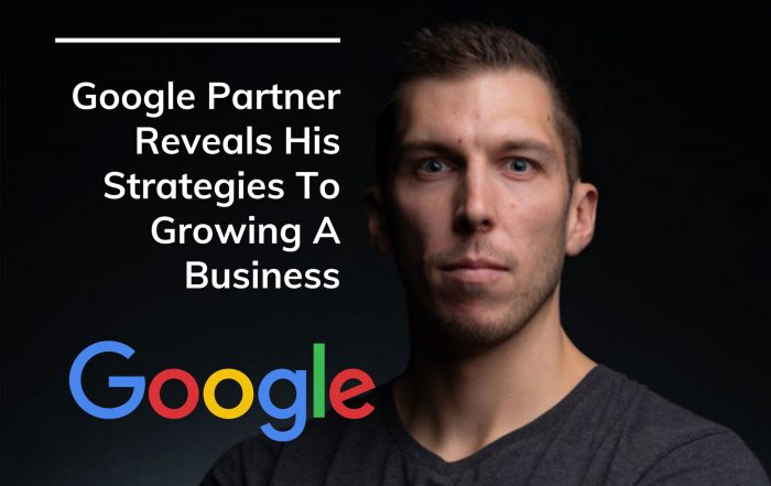 Thumbnail Alexei on Business Click Podcast from Your Easy Web Solutions Google Partner